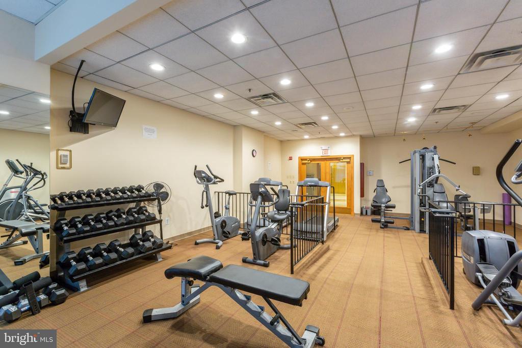 Gym - 631 D ST NW #835, WASHINGTON