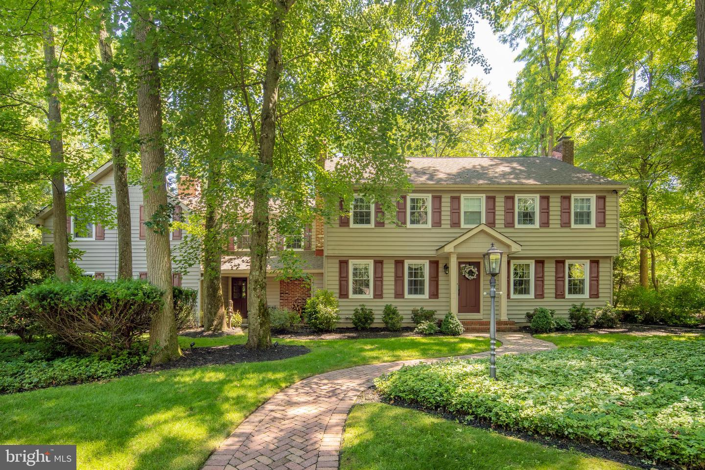 Single Family Homes for Sale at Cherry Hill, New Jersey 08003 United States