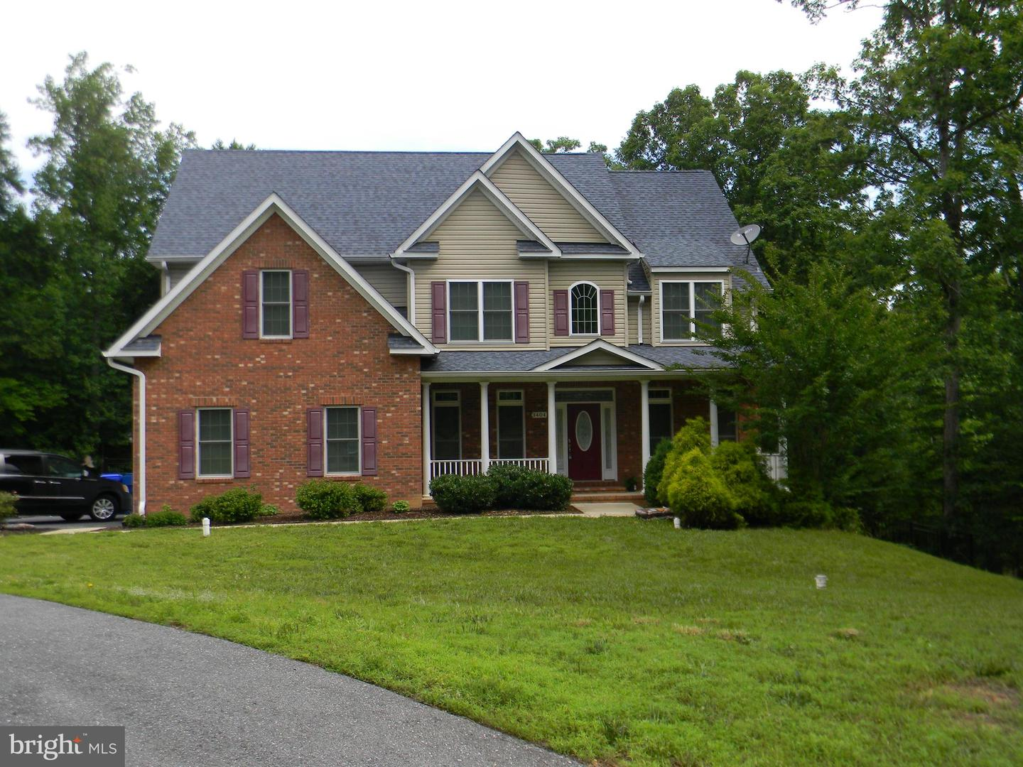 Single Family for Sale at 3404 Golden Creek Ct Brandywine, Maryland 20613 United States