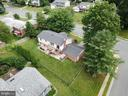 AERIAL VIEW - 104 COUNTRY CLUB DR SW, LEESBURG