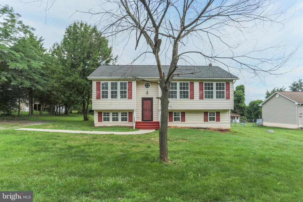 7234  5TH STREET, Fauquier County in FAUQUIER County, VA 22734 Home for Sale