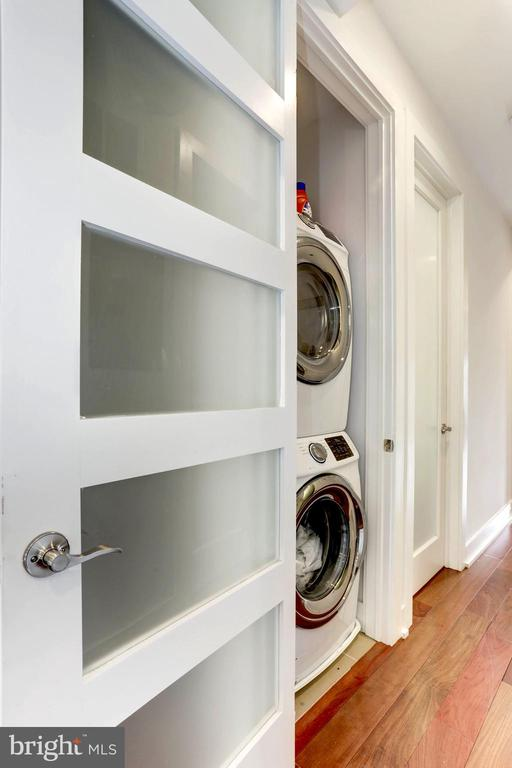Large washer and dryer - 763 MORTON ST NW #4, WASHINGTON