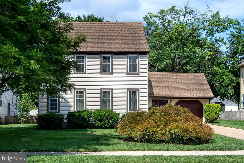 single family homes для того Продажа на Merchantville, Нью-Джерси 08109 Соединенные Штаты