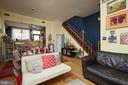 Living Room - 1844 13TH ST NW, WASHINGTON