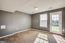 Walk-out basement! - 110 SHORT BRANCH RD, STAFFORD