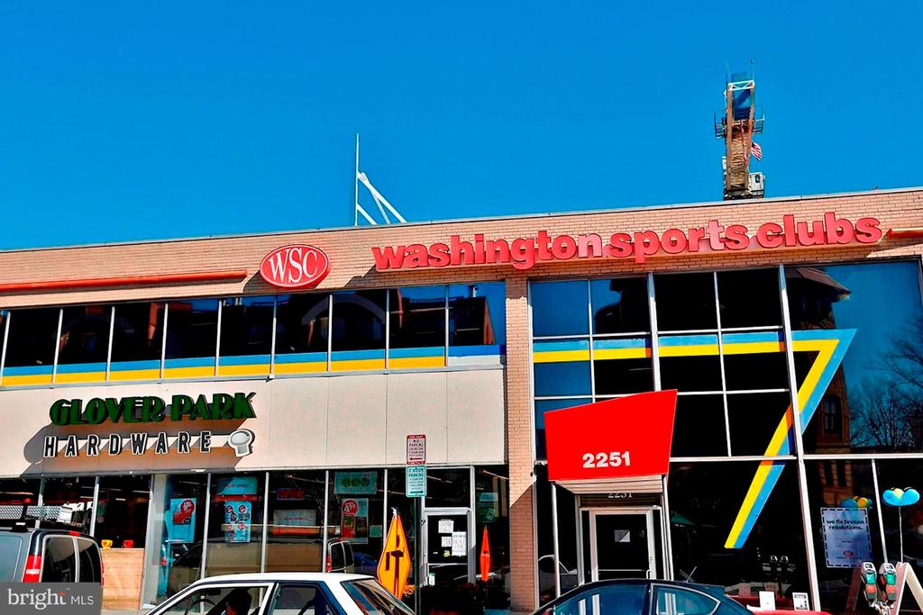 Gym and hardware store - 4114 DAVIS PL NW #4, WASHINGTON