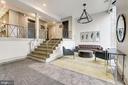 Newly renovated lobby and hallways - 4114 DAVIS PL NW #4, WASHINGTON