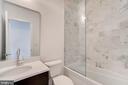 2nd Full Bath - 3819 14TH ST NW #UNIT 1, WASHINGTON
