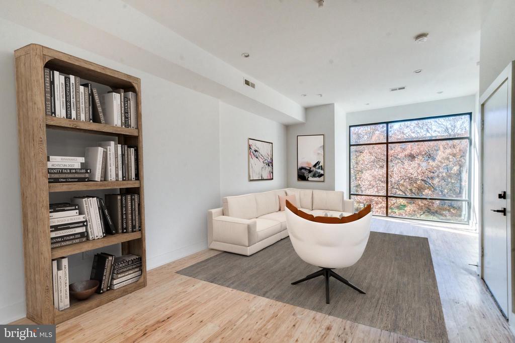 Floor to Ceiling Windows - 3819 14TH ST NW #UNIT 1, WASHINGTON