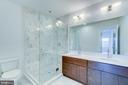 Marble Luxury Bath - Double Vanity - 3819 14TH ST NW #UNIT 1, WASHINGTON
