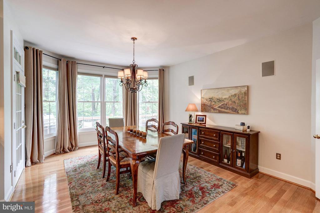 Breakfast Room - 12215 JONATHONS GLEN WAY, HERNDON