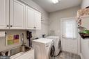 Laundry Room - 12215 JONATHONS GLEN WAY, HERNDON