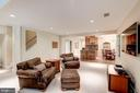 Rec Room - 12215 JONATHONS GLEN WAY, HERNDON
