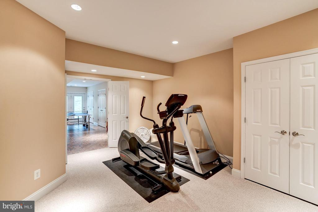 Exercise Room - 12215 JONATHONS GLEN WAY, HERNDON