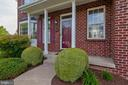 FRONT PORCH - 2402 SHAKER LN, FREDERICK