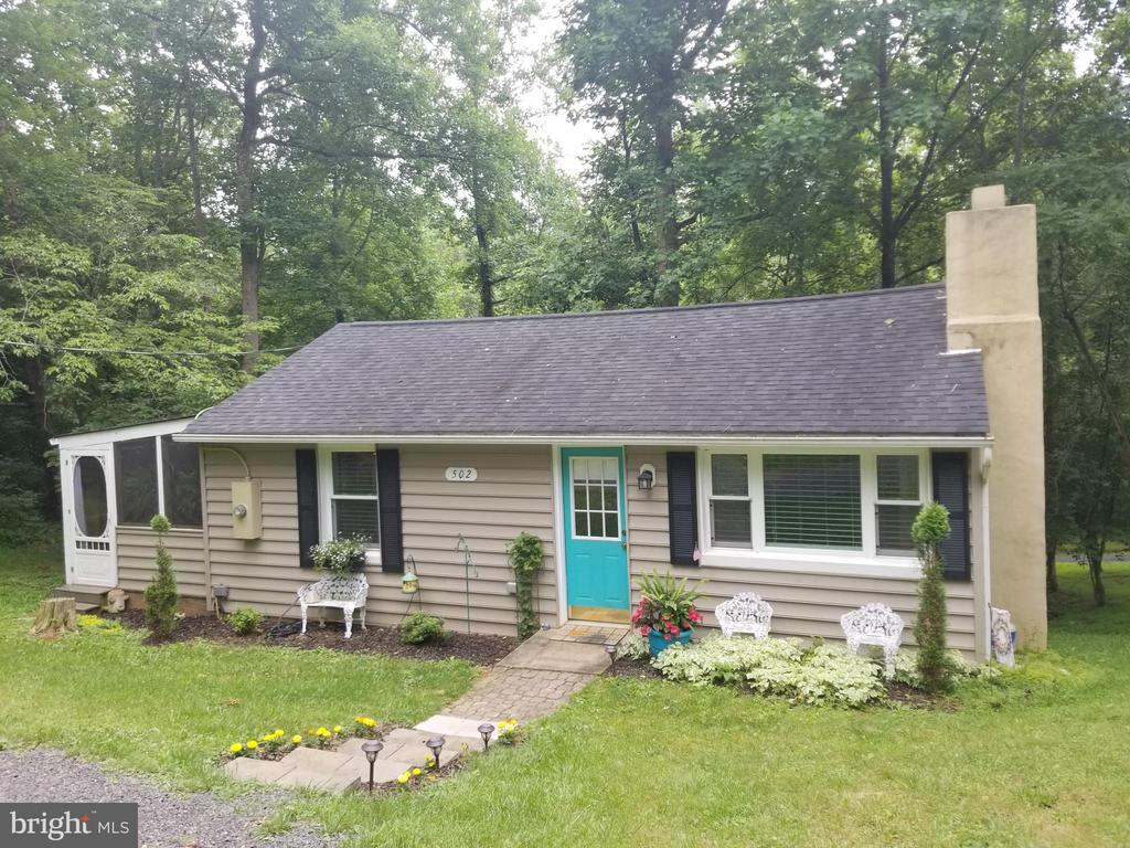 502  PINE CIRCLE, Fauquier County in RAPPAHANNOCK County, VA 20106 Home for Sale