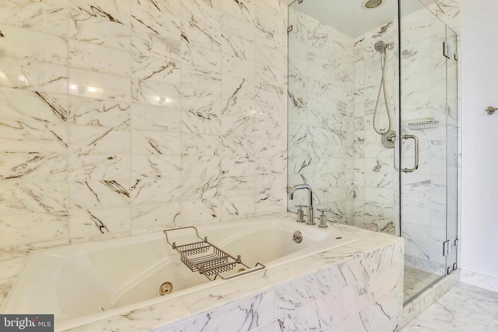 W/ separate soaking tub - 2001 15TH ST N #1410, ARLINGTON