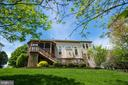 Back of house - 21470 BASIL CT, BROADLANDS