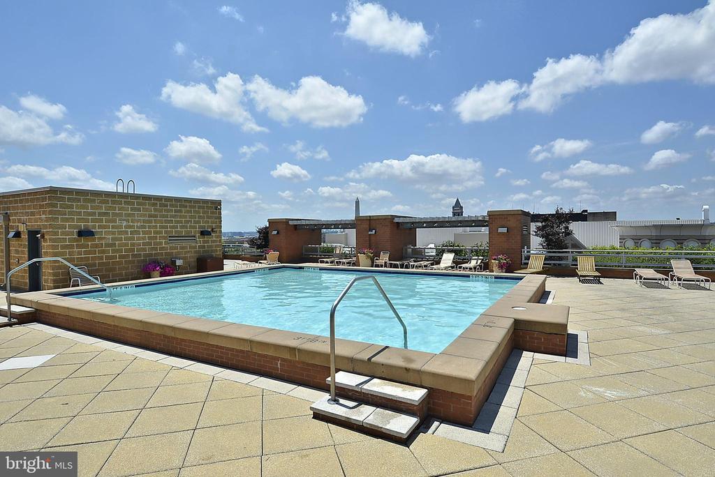 Swimming Pool - 631 D ST NW #639, WASHINGTON