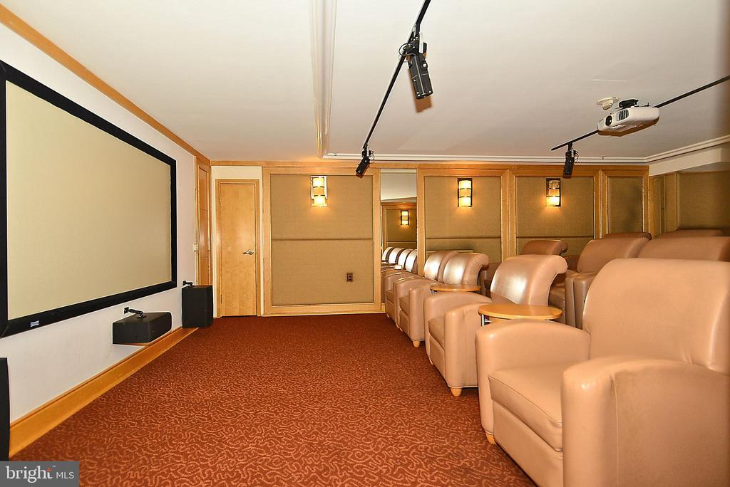Media Room - 631 D ST NW #639, WASHINGTON