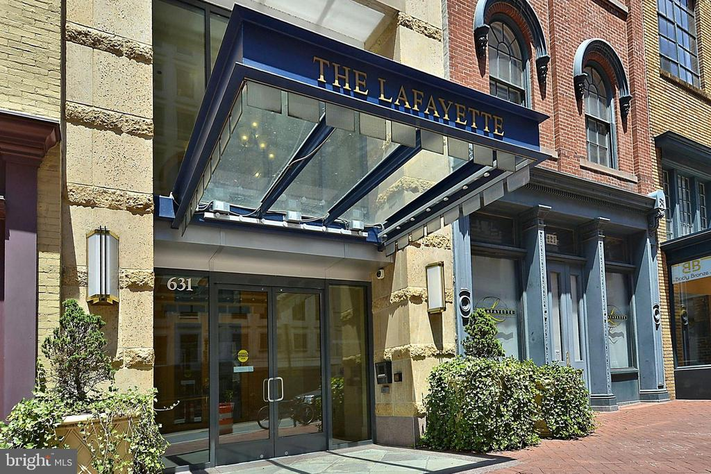 The Lafayette at Penn Quarter - 631 D ST NW #639, WASHINGTON