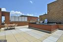 Rooftop Deck with Grills - 631 D ST NW #639, WASHINGTON