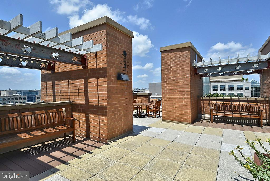 Rooftop Deck - 631 D ST NW #639, WASHINGTON