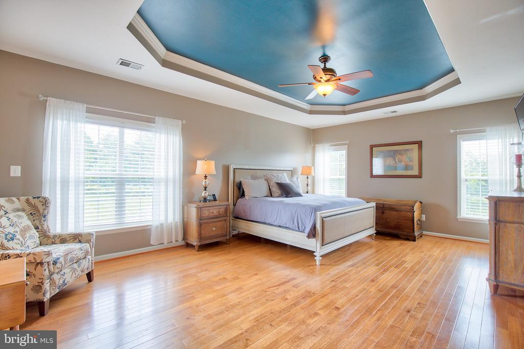 Master Suite - 6853 MILL VALLEY DR, WARRENTON