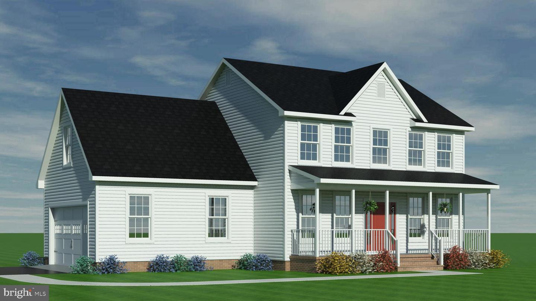 Single Family Homes 용 매매 에 Parsonsburg, 메릴랜드 21849 미국