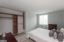 Bedroom - 3000 7TH ST NE #319, WASHINGTON