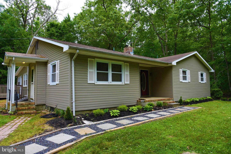Single Family Homes pour l Vente à Dorothy, New Jersey 08317 États-Unis