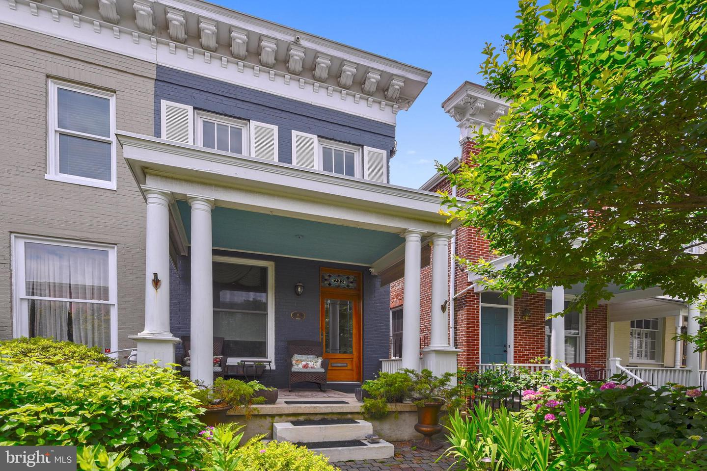 Single Family for Sale at 223 E Montgomery St Baltimore, Maryland 21230 United States