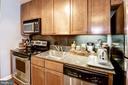 kitchen - 400 MASSACHUSETTS AVE NW #804, WASHINGTON