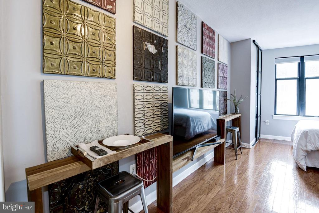 Living space - 400 MASSACHUSETTS AVE NW #804, WASHINGTON