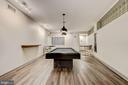 pool table/community room - 400 MASSACHUSETTS AVE NW #804, WASHINGTON
