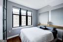 sleeping area - 400 MASSACHUSETTS AVE NW #804, WASHINGTON