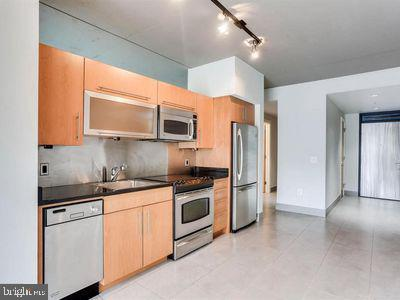 kitchen granite floors throughout - 1133 14TH ST NW #1006, WASHINGTON