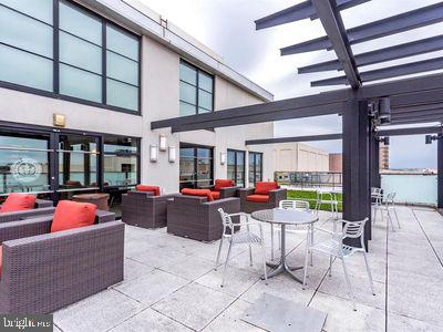 Rooftop Terrace - 1133 14TH ST NW #1006, WASHINGTON