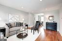 Living Room - Recess Lighting! - 4636 36TH ST S #A, ARLINGTON