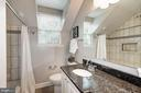Full Bathroom #1 - Large, Roomy, & Spacious - 4636 36TH ST S #A, ARLINGTON