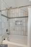 Full Bathroom #1 - Beautiful, Neutral Tile Design - 4636 36TH ST S #A, ARLINGTON