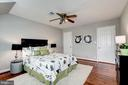 Master Bedroom - Very Large & Spacious - 4636 36TH ST S #A, ARLINGTON