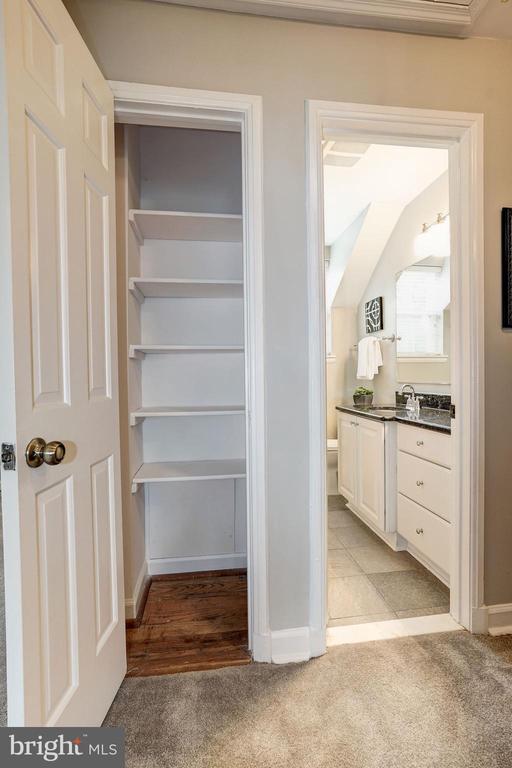 Linen Closet - 4636 36TH ST S #A, ARLINGTON