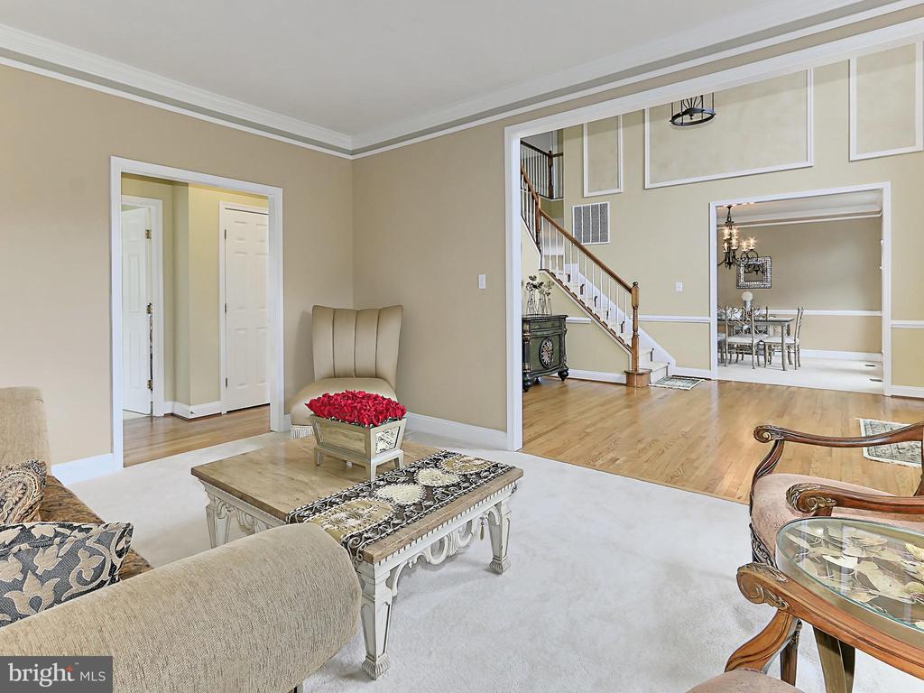 Living Room - 34900 DELIA CT, ROUND HILL