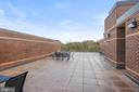 Beautiful Roof Top Deck - 2111 WISCONSIN AVE NW #516, WASHINGTON