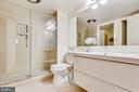 Master Bathrooms totally Updated - 2111 WISCONSIN AVE NW #516, WASHINGTON