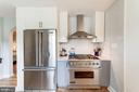 High-end Viking appliances - 3025 N WESTMORELAND ST, ARLINGTON