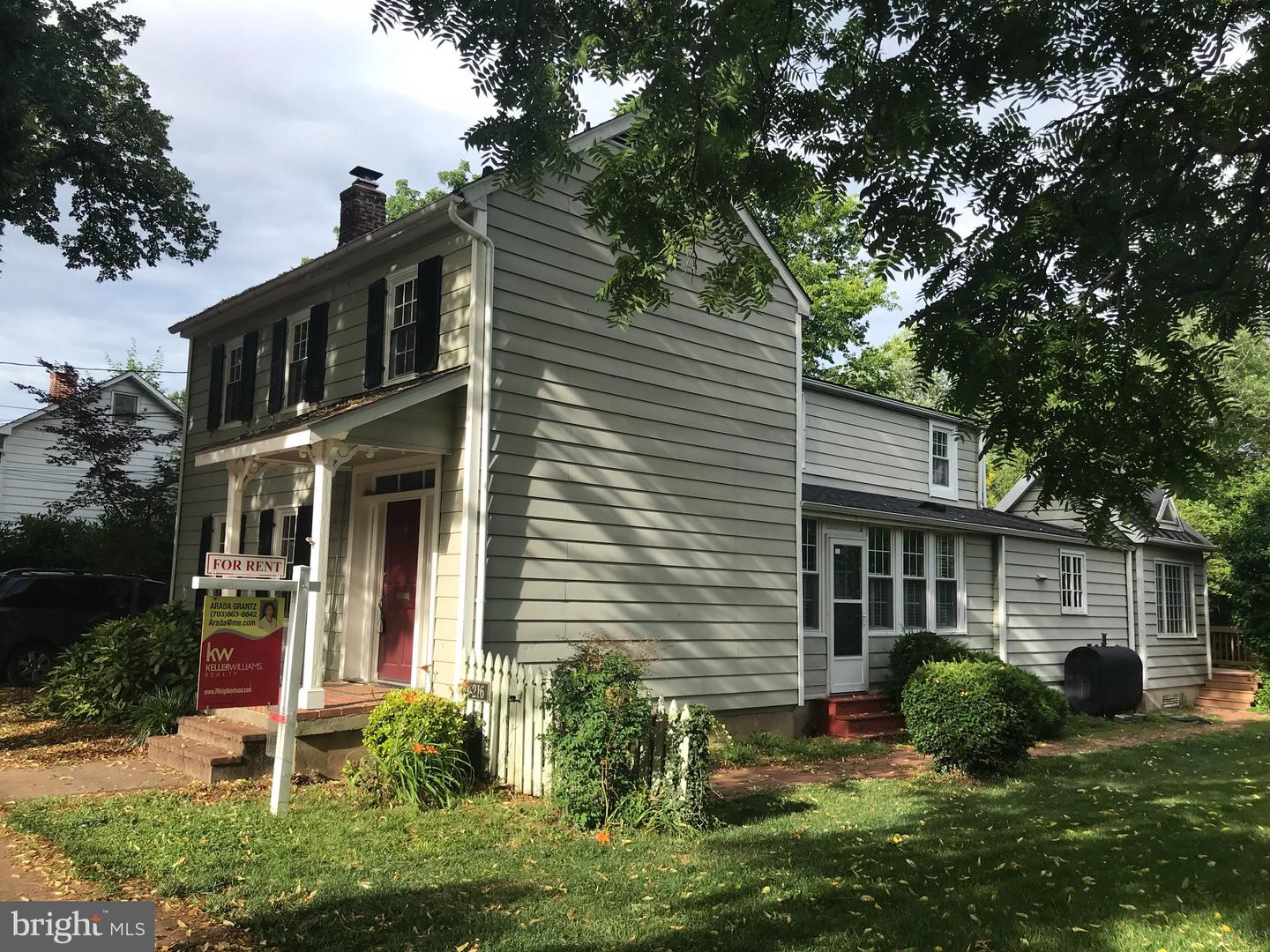 other residential homes for Rent at 216 Wirt St NW Leesburg, Virginia 20176 United States