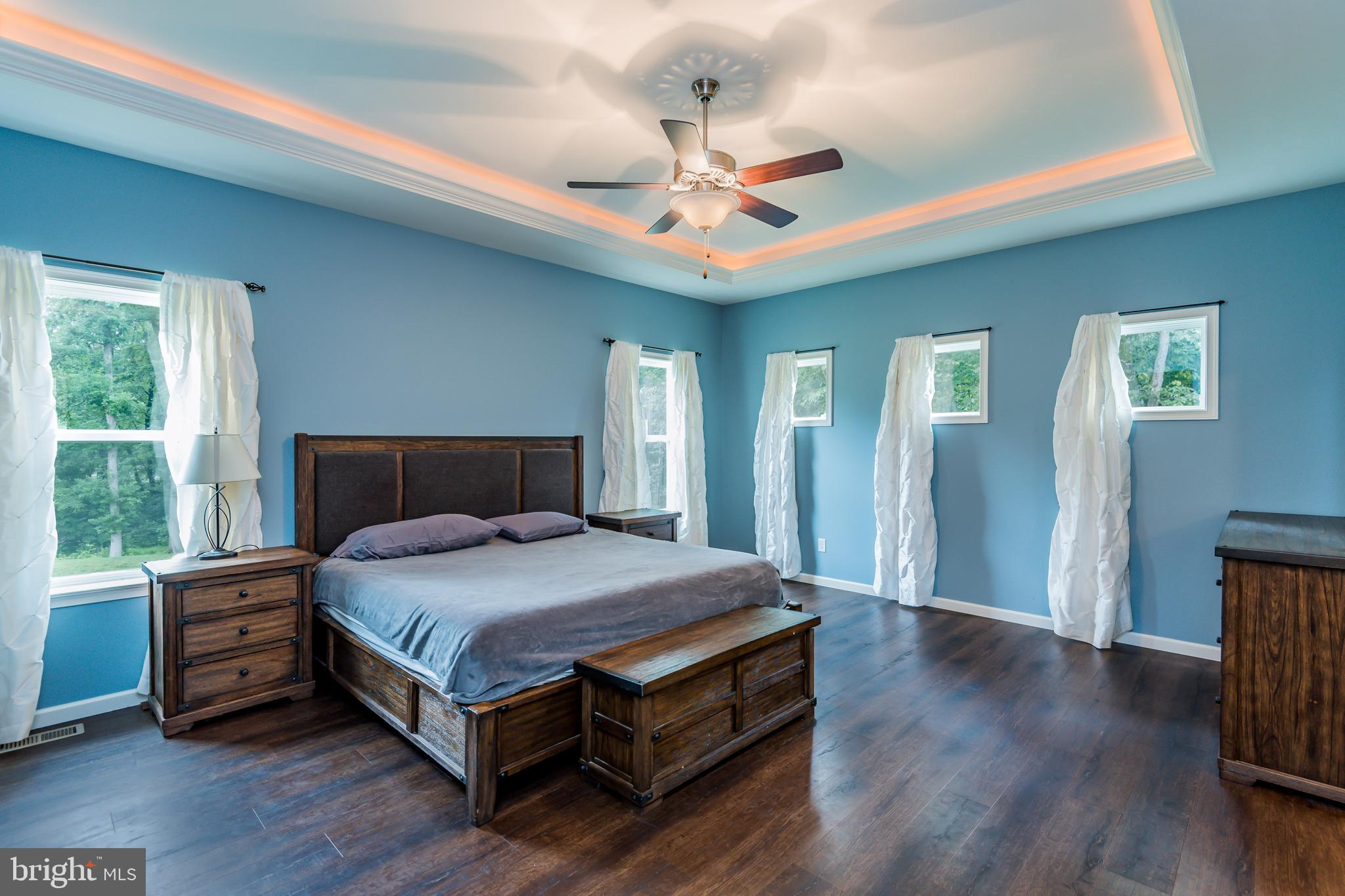 First Floor Master Suite