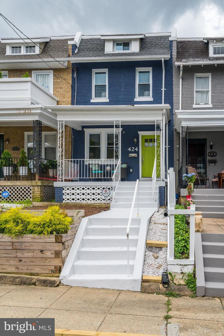 424 DELAFIELD PLACE NW, WASHINGTON, District of Columbia